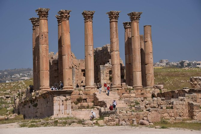 4-Day Tour from Amman: Amman, Nebo, Jerash, Petra, Wadi Rum and Dead sea photo 7
