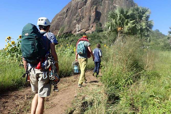10 Days Hike Rwenzori Mountains Safari