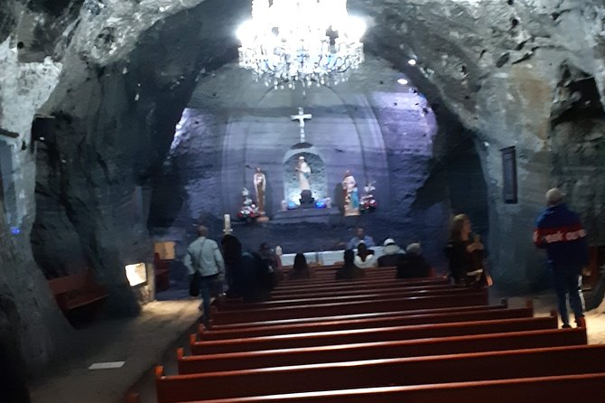 Zipaquira Salt Cathedral photo 2