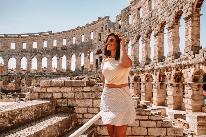 Pula History & Culture Walking VR Tour photo 3