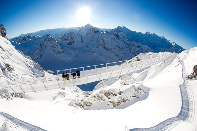 ALL TRANSPORT INCLUSIVE Mt. Titlis Guided round trip from Luzern