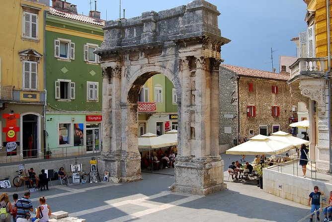 Pula History & Culture Walking VR Tour photo 7