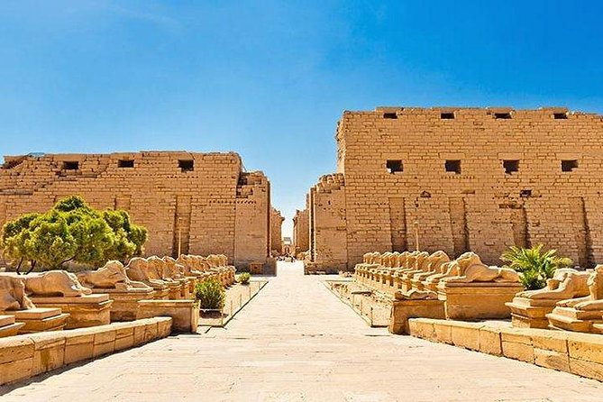 Luxor East and West Banks Private Day Tour