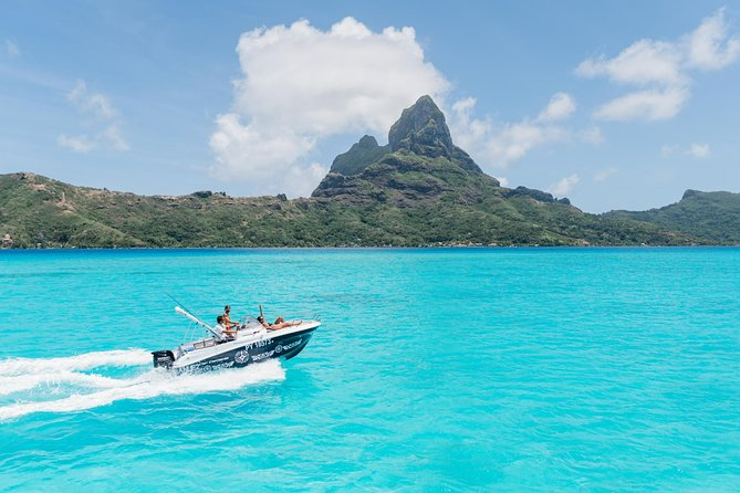 Private Tour: Bora Bora Lagoon Fishing