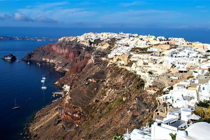 Around Santorini - Semi Private Tour