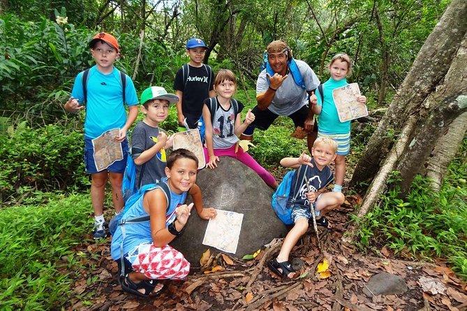 Maui Treasure Hunt Adventure - kids & families