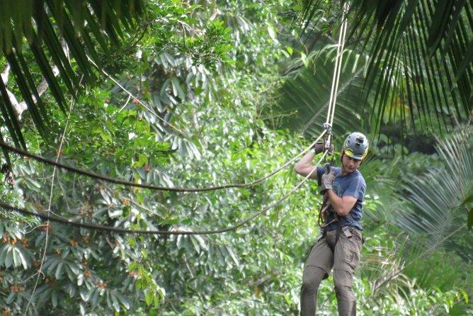Belize Canopy & Garifuna Cultural Experience