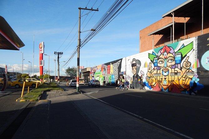 Bogota Street Art Tour