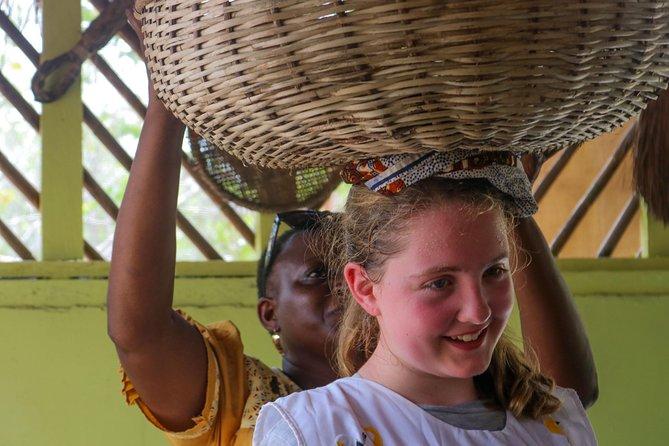 Garifuna Basket Weaving Experience