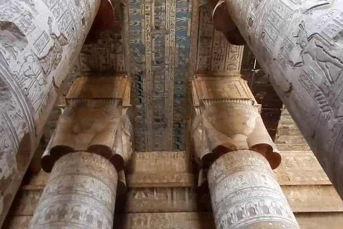 private guided tour to dendara temple&sailing Nile felucca&banana island.luxor photo 2