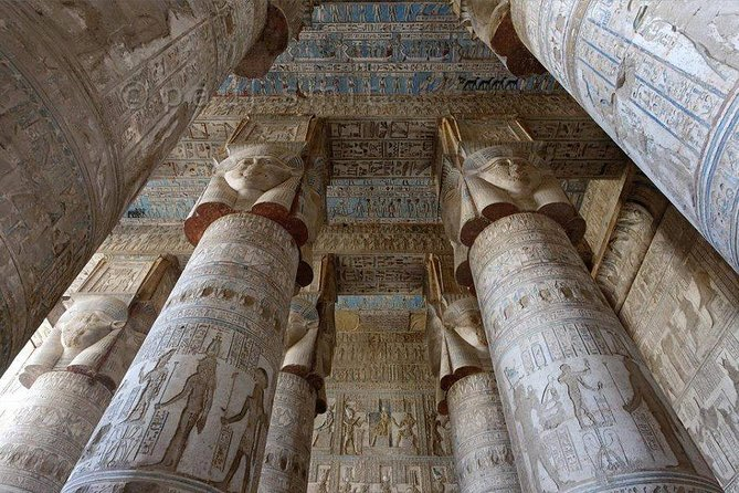 private guided tour to dendara temple&sailing Nile felucca&banana island.luxor photo 3