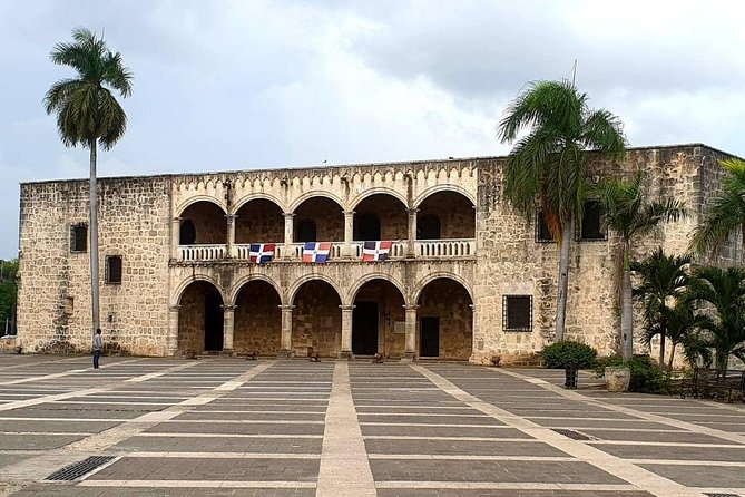 St Domingo and visit of the rum factory