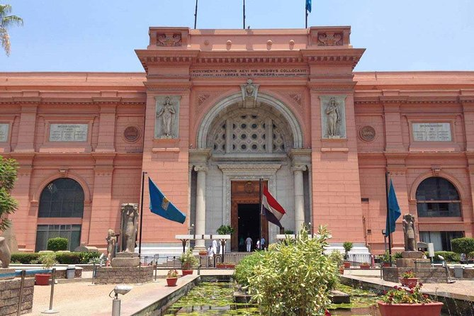 Cairo Full-Day Private Guided City Tour