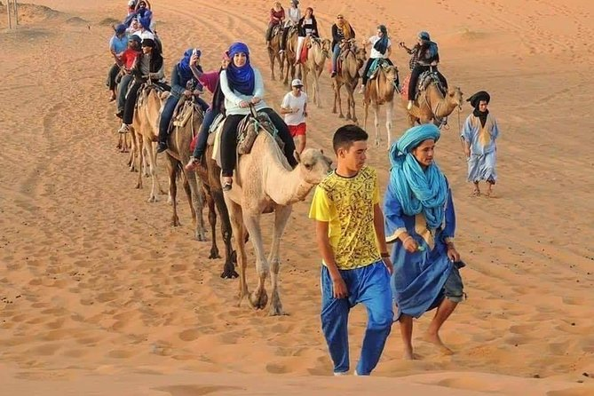 4 Days / 3 Nights Sahara Desert From Fez To Marrakech photo 53