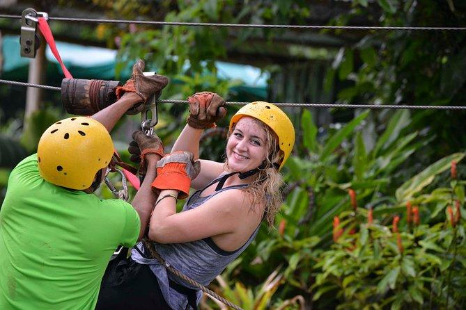 Canopy Tour Pozo Azul