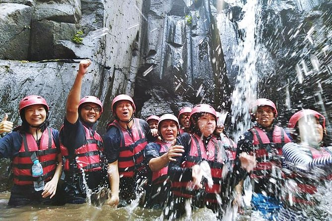 Ayung River Half-Day White Water Rafting Bali in Ubud