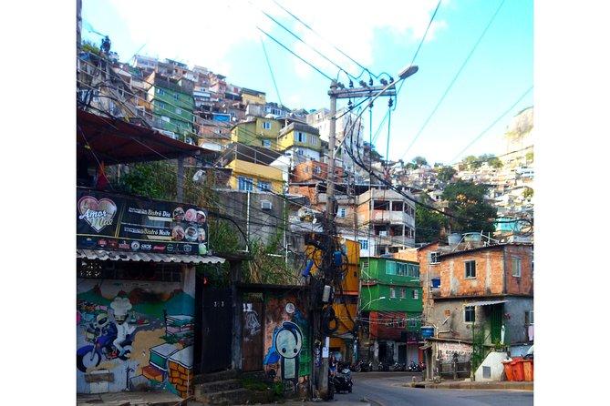 Favela Tour in Rocinha with Transfer