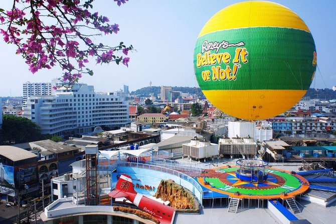 Ripley's Believe It Or Not! Museum in Pattaya Admission Ticket