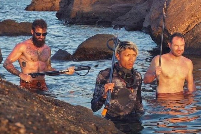 OnBird - South Phu Quoc Spearfishing - 12 hours - Vehicle : Army Jeep
