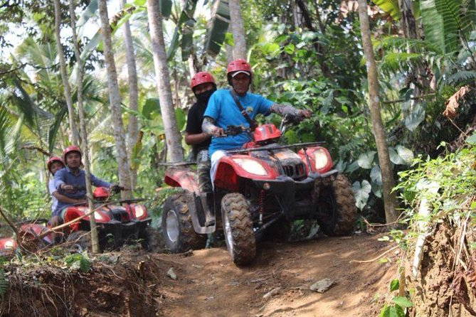 Bali ATV Ride With Lunch and Transport