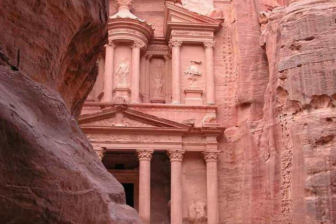 Private tours petra wadi mosa from amman