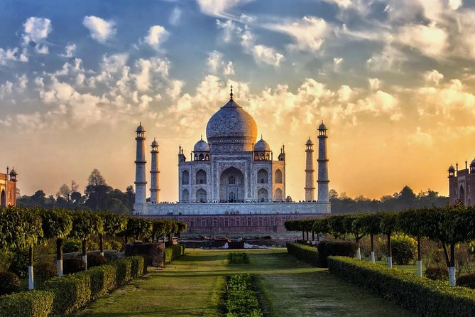 Taj Mahal And Agra Fort Private Sunrise Tour From Delhi