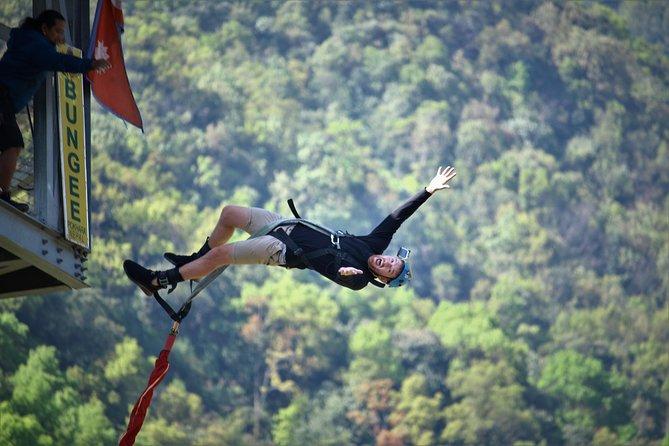 Pokhara: Bungee & Zip Flyer Adventurous Combo Package