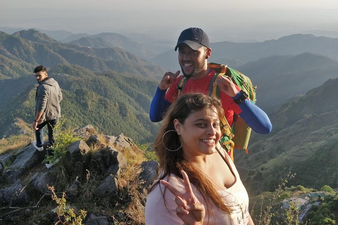 Top Tibba Trek - Mussoorie