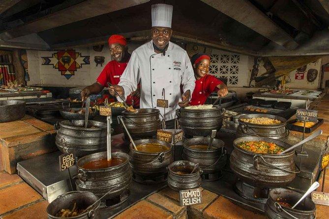 Boma Dinner, Dance & Drum Show - Victoria Falls