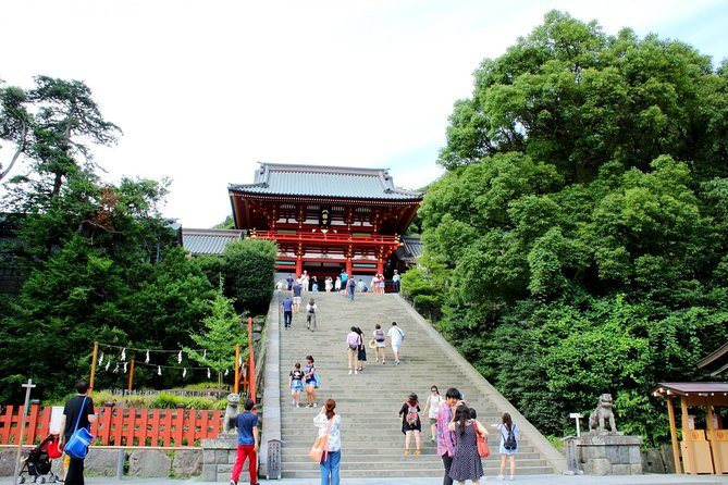 One Day Tour of Kamakura from Tokyo photo 3