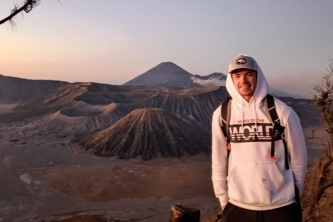 1 Day Trip Mount Bromo Sunrise Tour - From Yogyakarta