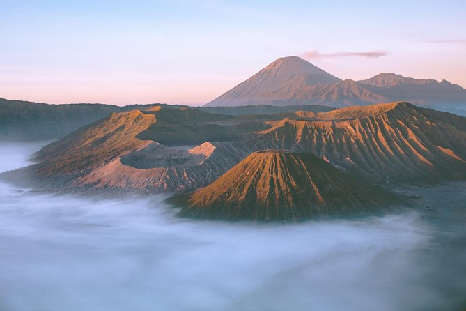 Mount Bromo Sunrise Day Tour From Surabaya with Drone Service