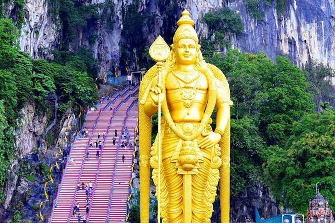 Full Day Private Nature Tour: BatuCaves,Elephant Sanctuary,Eagle,Monkey Firefly