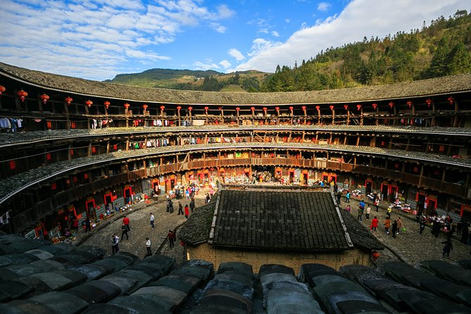 Private All-inclusive package to Tulou