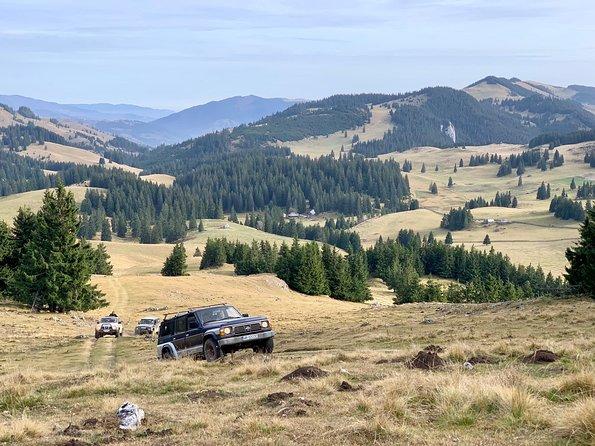 5 Days 4x4 Adventure Tour in Transylvania