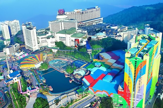 Full-Day Genting Highland Day Trip with Cable Car Tickets (SIC)
