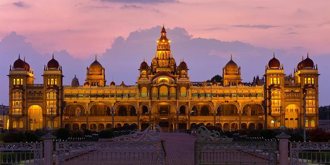 Mysore Day Sightseeing Tour from Bangalore