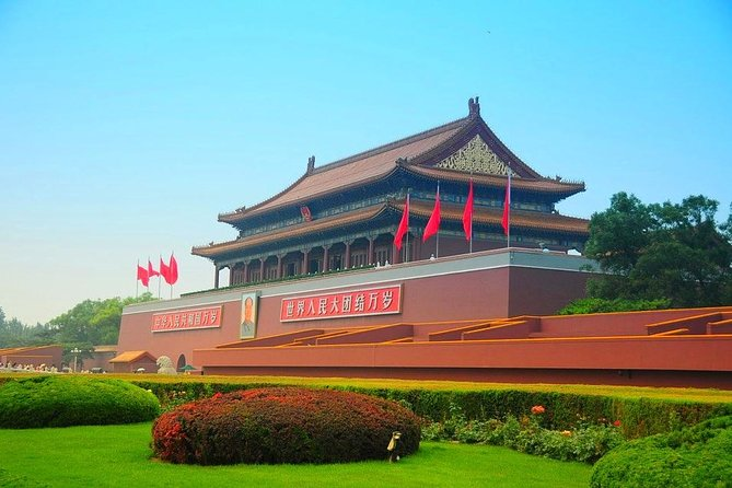 2-day Private Beijing Highlight Tour with Forbidden City and Mutianyu Great Wall