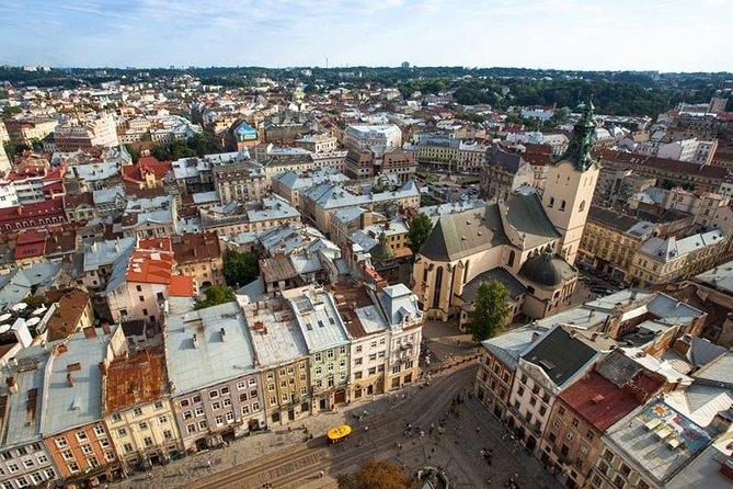 Lviv Roofs