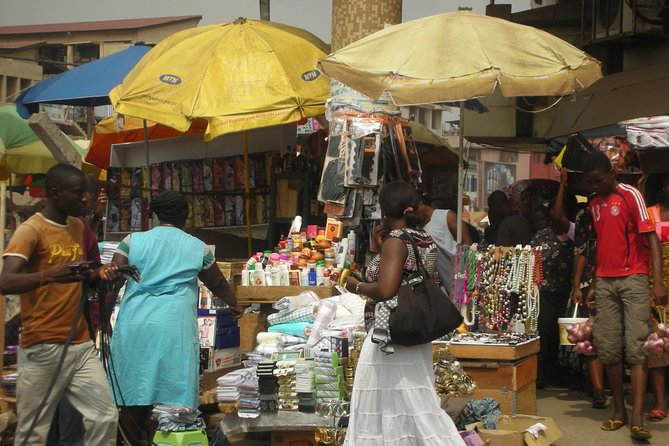 Makola Market Walking Tour