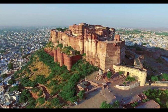 Jaipur to Jodhpur private transfer