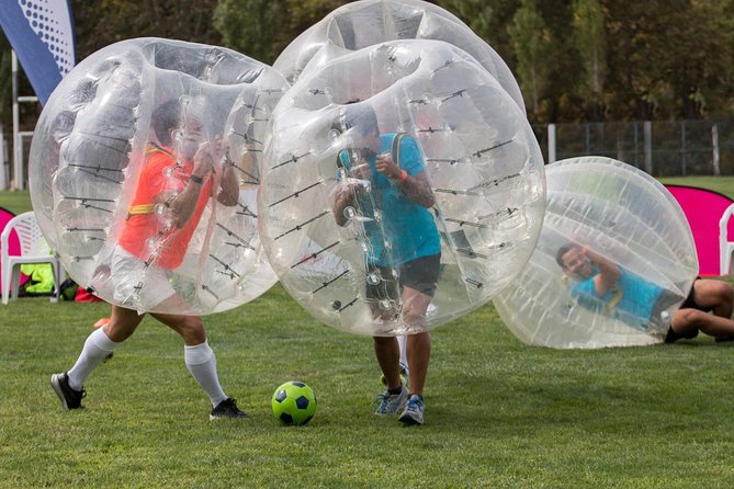 Riga Zorb Football | Marriott