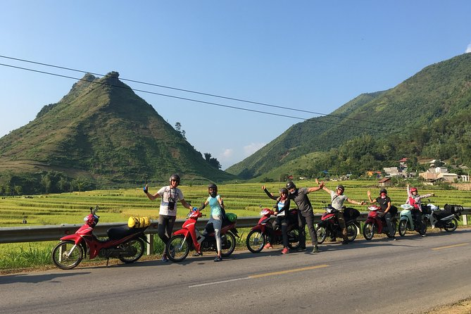 2 Day Motorcycle tour to explore the real Mountain life