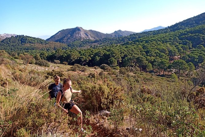 Hiking the Peaks of Marbella