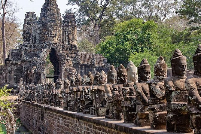 Full Day Angkor Discovery Tour photo 7