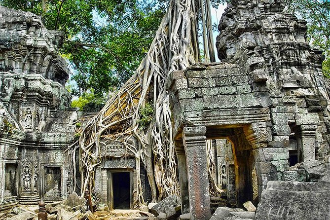Full Day Angkor Discovery Tour photo 6