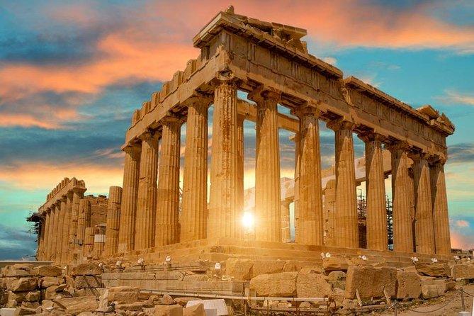 Skip the Line: Acropolis of Athens Ticket