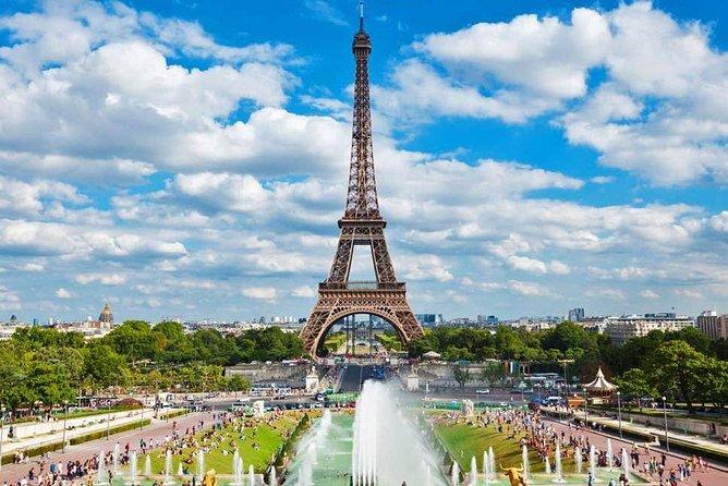 Frühstück im 2. Stock des Eiffelturms + Ohne Anstehen