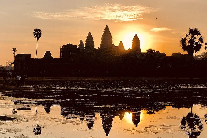 Full Day Angkor Discovery & Sunrise