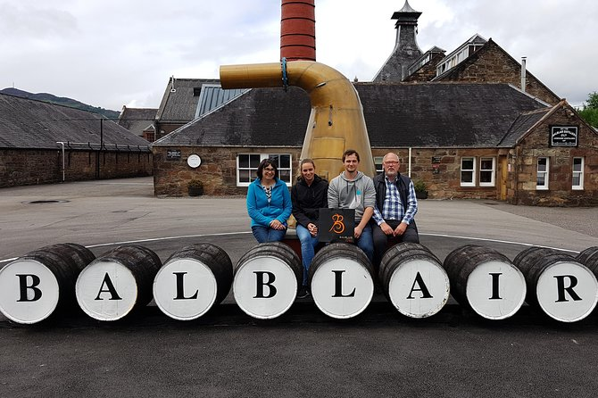 Craigs 4 day Highland Whisky Tour from Edinburgh - inclusive of up to 6 Persons photo 22